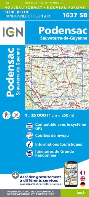 Podensac / Sauveterre-de-Guyenne