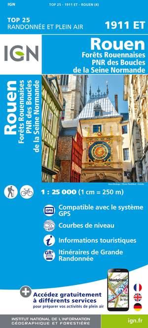 Rouen / Forêts Rouennaises / PNR