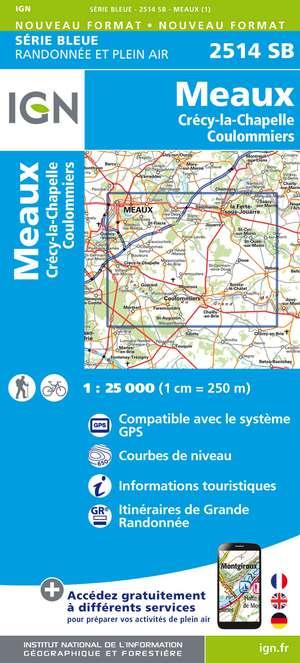 2514SB Meaux / Crécy-la-Chapelle / Coulommiers