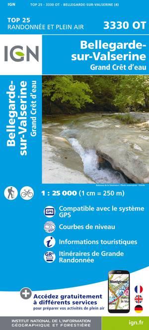Bellegarde-sur-Valserine / Grand Crêt d'Eau