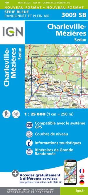 IGN 3009SB Charleville - Mézières / Sedan