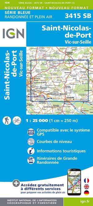 Saint-Nicolas-de-Port / Vic-sur-Seiile