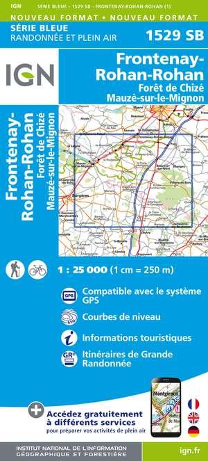 Frontenay-Rohan / Forêt de Chizé /Mauzé-sur-le-Mignon
