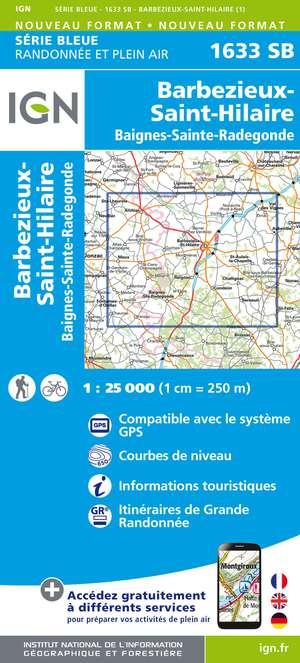 Barbezieux-St-Hilaire / Baignes-Ste-Radegonde