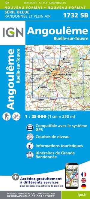 Angoulême / Ruelle-sur-Touvre