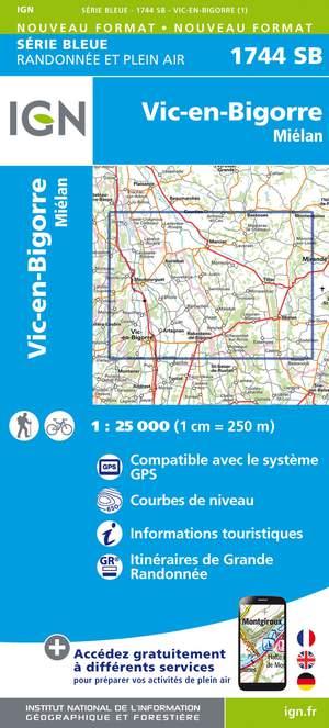Vic-en-Bigorre / Miélan