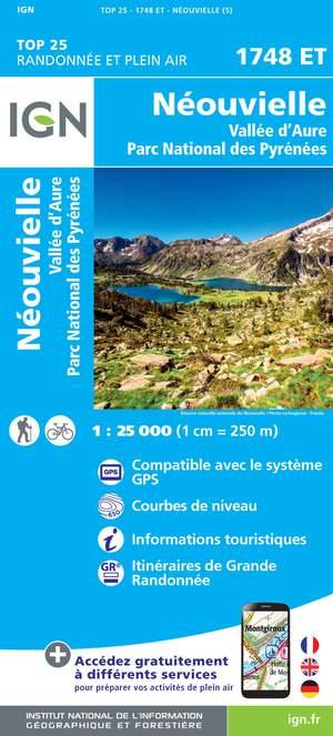 Néouvielle / Vallée d'Aure / PNR des Pyrénées