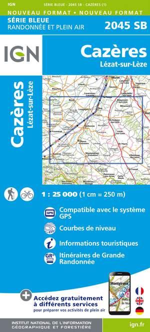 Cazères / Lézat-sur-Lèze
