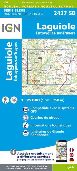 Laguiole / Entraygues-sur-Truyère