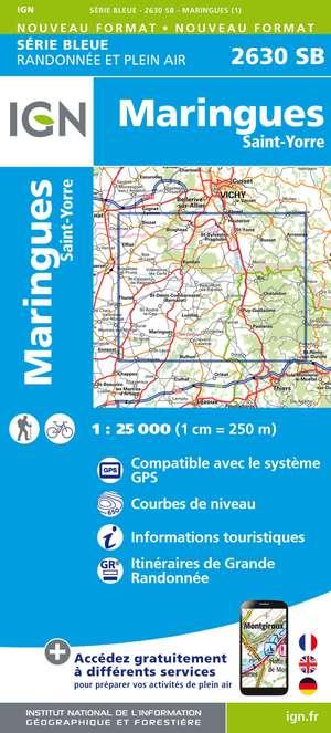 Maringues / St-Yorre