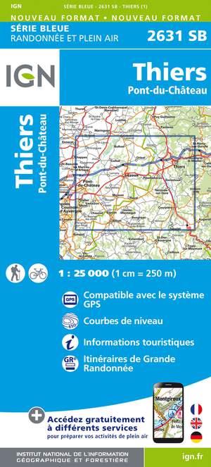 Thiers / Pont-du-Château