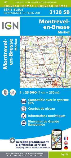 Montrevel-en-Bresse / Marboz