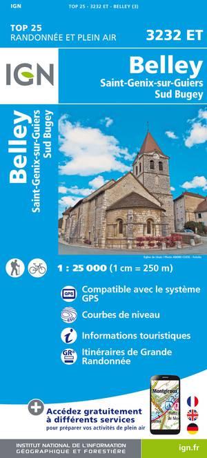 Belley / St-Genix-sur-Guiers / Sud Bugey