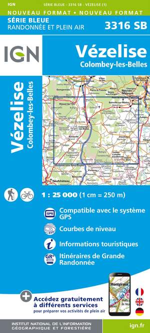 Vézelise / Colombey-les-Belles