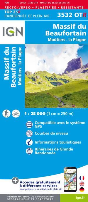Massif du Beaufortin / Moûtiers / La Plagne