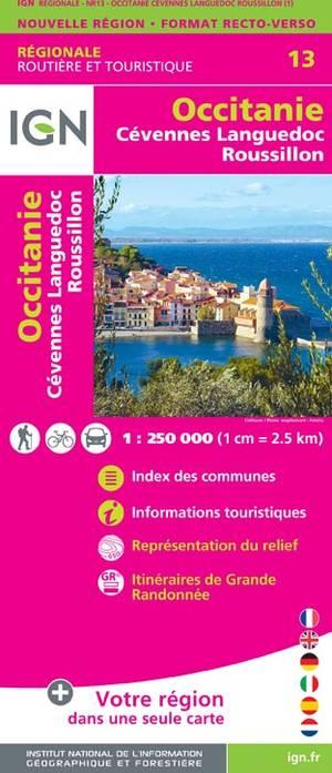 Occitanie - Cévennes - Languedoc - Roussillon