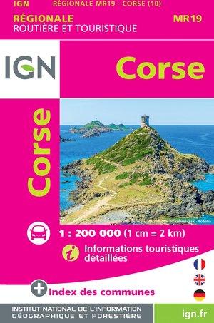 Corsica mini region