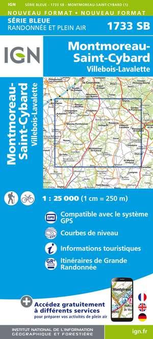 Montmoreau-St-Cybard / Villebois-Lavalette