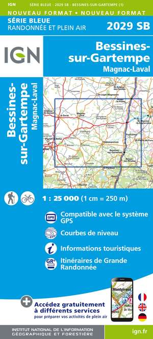 Bessines-sur-Gartempe / Magnac-Laval