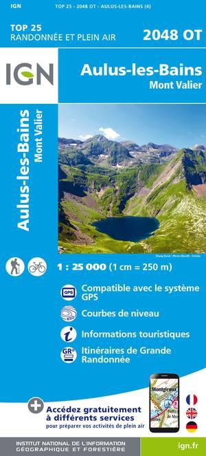 Aulus-les-Bains / Mont Valier