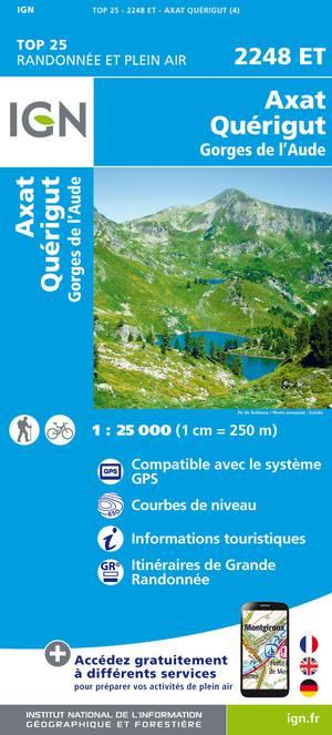 Axat / Quérigut / Gorges de l'Aude