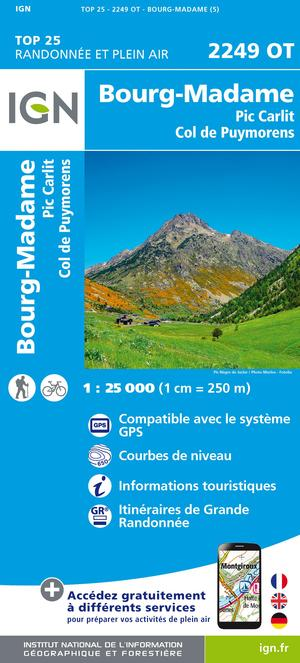 Bourg Madame / Pic Carlit / Col Puymorens