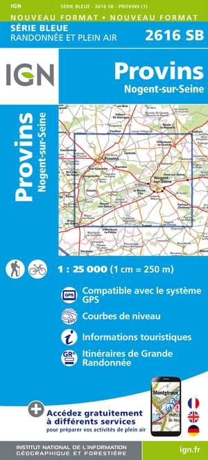 Provins / Nogent-sur-Seine