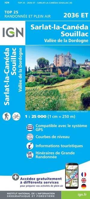 Sarlat / Souillac / Vallée de la Dordogne