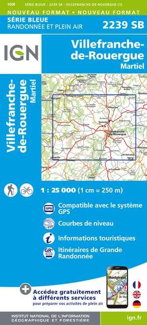 Villefranche-de-Rouergue / Martiel