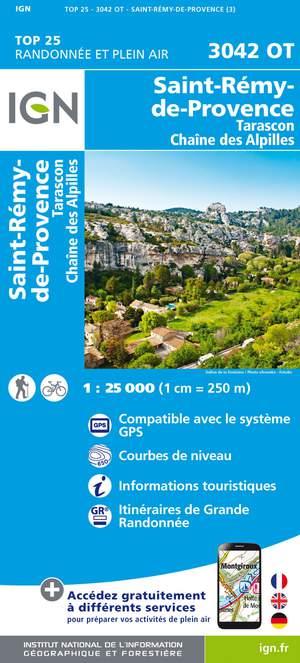 St-Rémy-de-Provence / Tarascon / Chaîne des Alpilles
