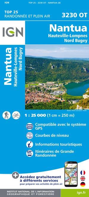 Nantua / Hauteville-Lompnes / Nord Bugey