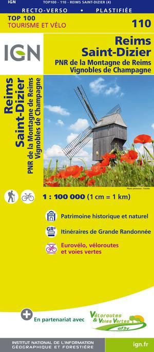 Reims / St-Dizier / PNR Montagne de Reims