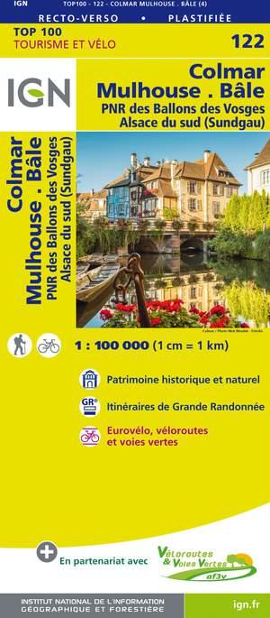 Colmar / Mulhouse / Bâle