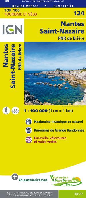 Nantes St-nazaire Pnr De Brire