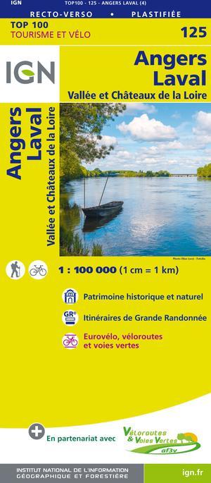 Angers / Laval / Vallée & Châteaux de la Loire