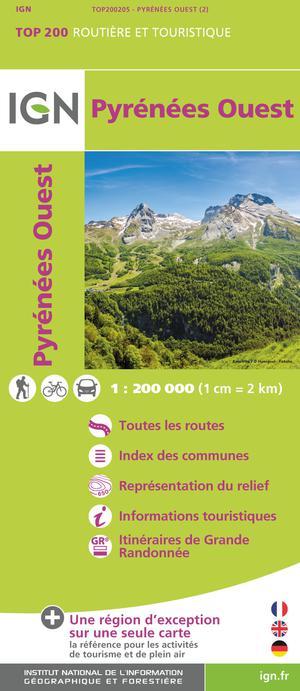 Pyreneeën West
