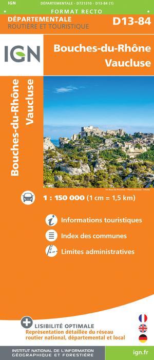 Bouches-du-rhne - Vaucluse Dp 84