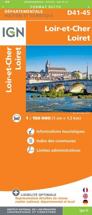 Loir-et-Cher - Loiret