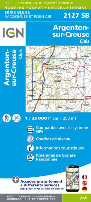 Argenton-sur-Creuse / Cluis