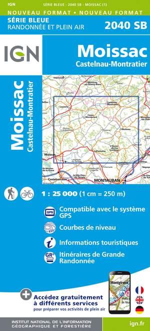 Moissac / Castelnau / Montralier
