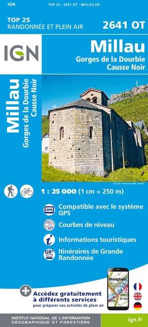 Millau / Gorges de la Dourbie / Causse Noir
