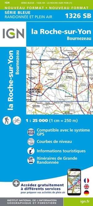 1326 SB La Roche-sur-Yon, Bournezeau