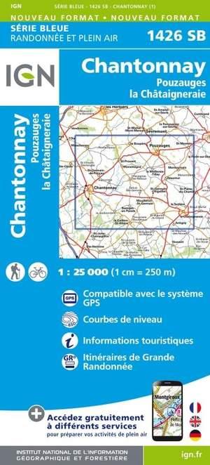 Chantonnay / Pouzauges / La Châtaigneraie