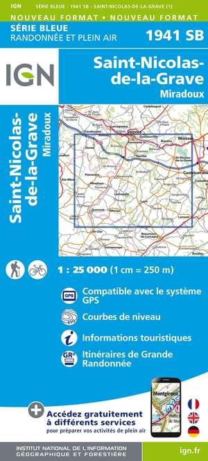 St-Nicolas-de-la-Grave / Miradoux