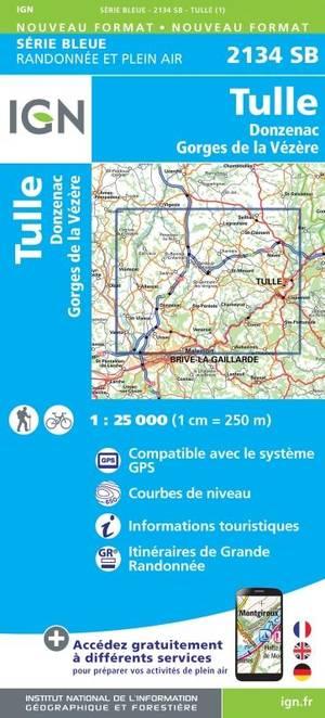 Tulle / Donzenac / Gorges de la Vézère