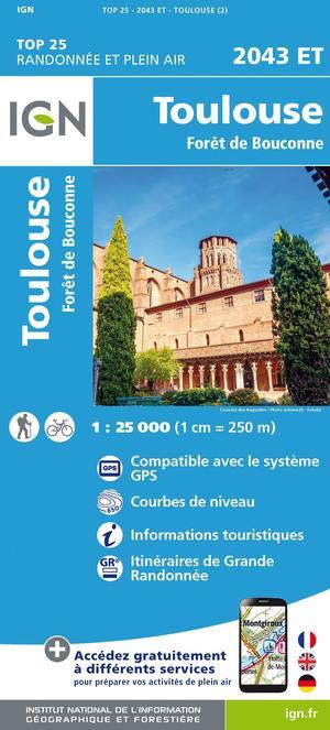 Toulouse / Forêt de Bouconne