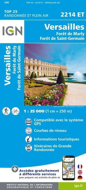 Versailles / Forêts de Marly et de St-Germain