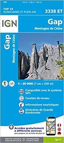 Gap / Montagne de Céüse