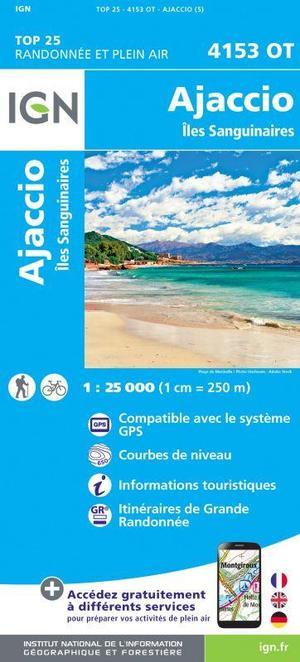 4153OT Ajaccio, Iles Sanguinaires