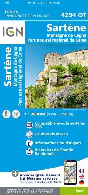 Sartène / Montagne de Cagna / PNR de Corse